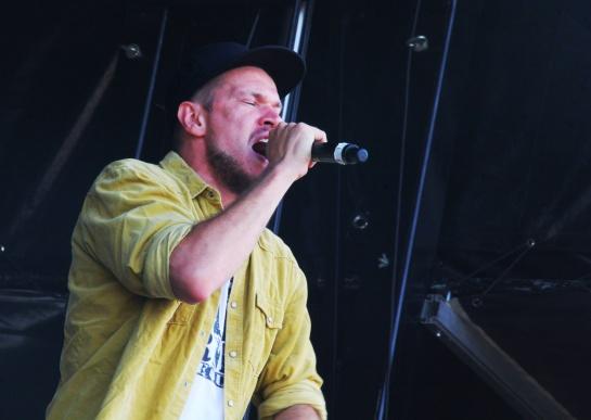 Illbilly Hitec & Poopa Tribuman, Live Reggae Sun Ska 2014 - Photo Fred reGGaeLover 2014