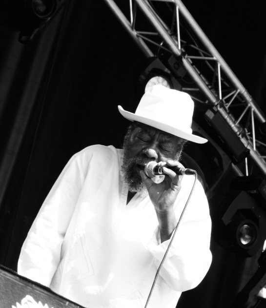 U-Roy , Live Reggae Sun Ska 2014 - Photo Fred reGGaeLover 2014