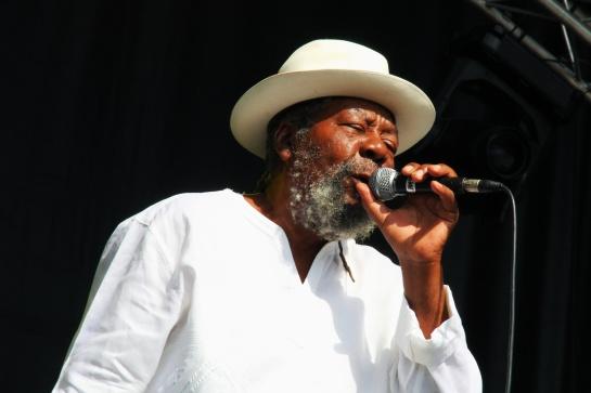 U-Roy , Live Reggae Sun Ska 2014 - Photo Fred reGGaeLover 2014