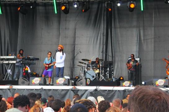 Protoje  , Live Reggae Sun Ska 2014 - Photo Fred reGGaeLover 2014