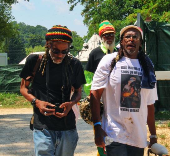 Ras Michael & Sons Of Negus , Get In At Garance Reggae Festival 2014 - Photo : Fred reGGaeLover 2014