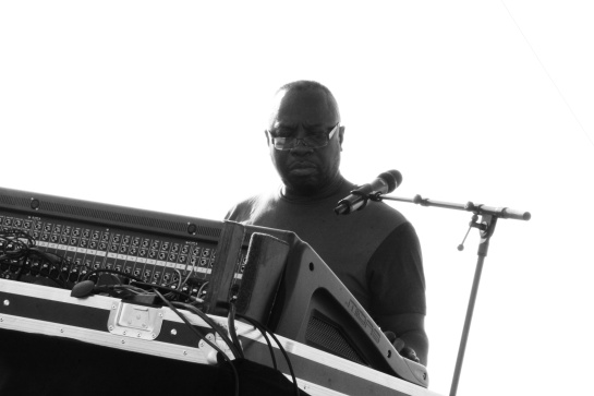 Mad Professor, Soundcheck , at La Friche - Photo : Fred reGGaeLover 2014