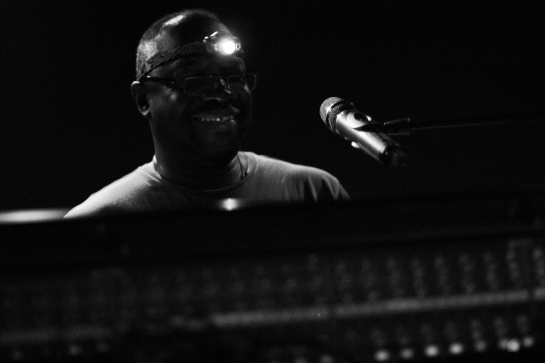 Mad Professor, Live Set Red Bull Academy , Rooftop, at La Friche - Photo : Fred reGGaeLover 2014
