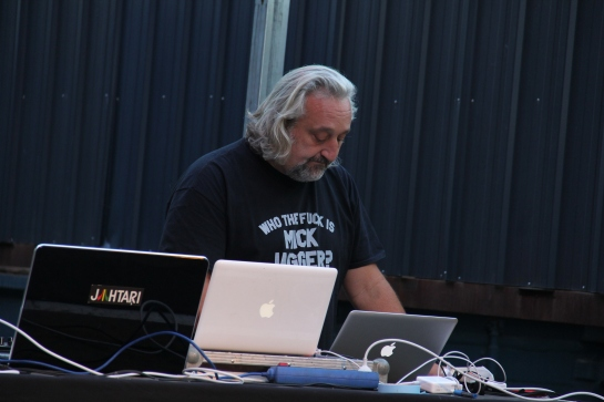 Bobzilla  , Les Djs Du Soleil, Dock Sessions 02 - Photo Fred reGGaeLover 2014
