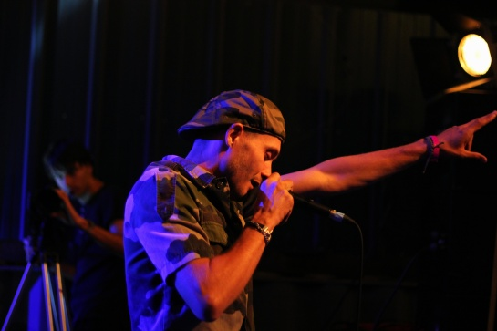 Method Mc , Les Djs Du Soleil, Dock Sessions 02 - Photo Fred reGGaeLover 2014