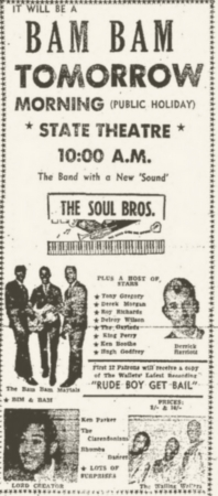 1966-08-01 Bam Bam Morning , State Theater