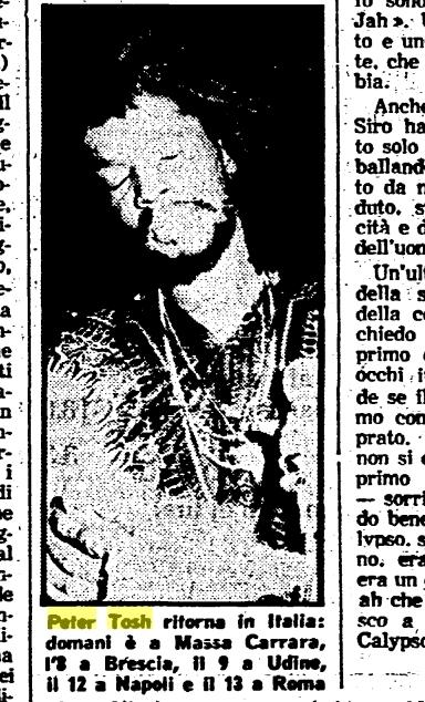 1980-07-06 L'Unita Magazine