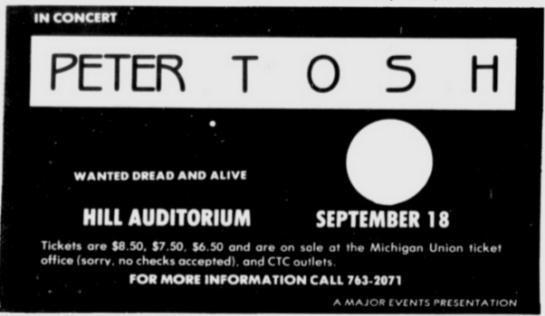 1981-09-18 Promo Advert