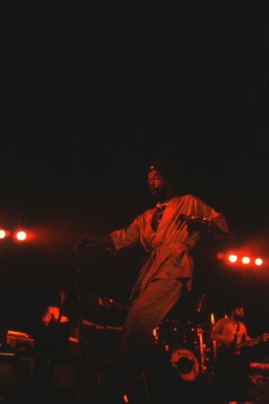 Peter Tosh  1983-09-17 Live Velódromo de Anoeta , San Sebastian by Fernando Catalina Landa
