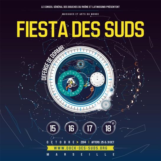 Fiesta Des Suds 2014