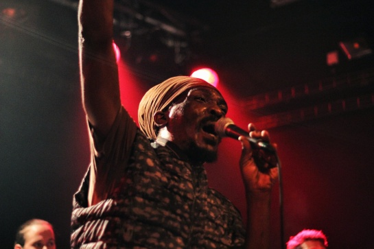 2014-10-30 Anthony B & House Of Riddim, Live Le Moulin , Marseille - Photo : Fred reGGaeLover 2014
