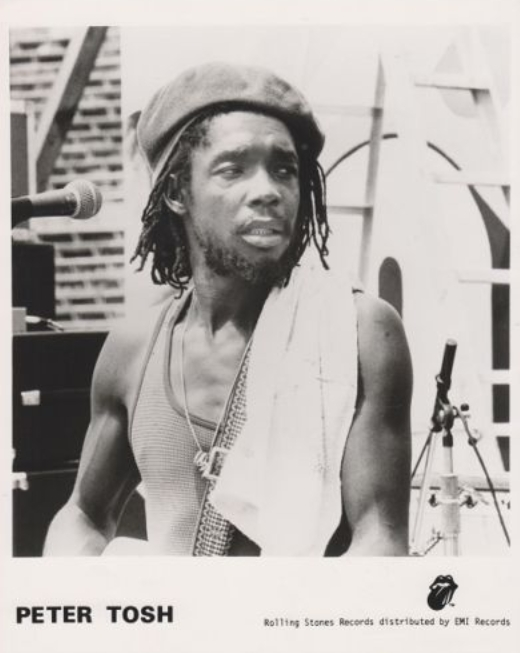 Peter Tosh  - Emi Records