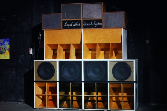 Legal Shot Soundsystem - Telerama Dub Festival 12 - Photo Fred reGGaeLover 2014