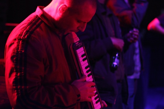 Chazbo Chong Live Telerama Dub Festival 12 - Photo Fred reGGaeLover 2014