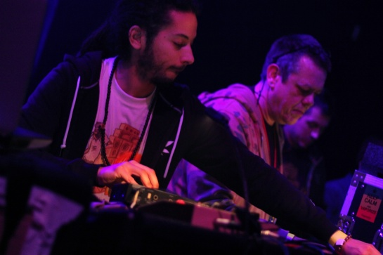 Ackboo Dub , Live Telerama Dub Festival 12 - Photo Fred reGGaeLover 2014