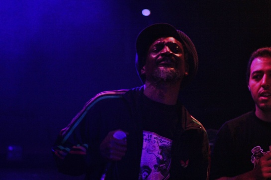 Culture Freeman  & S'Kaya , Live Telerama Dub Festival 12 - Photo Fred reGGaeLover 2014