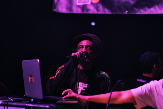 Culture Freeman  , Live Telerama Dub Festival 12 - Photo Fred reGGaeLover 2014