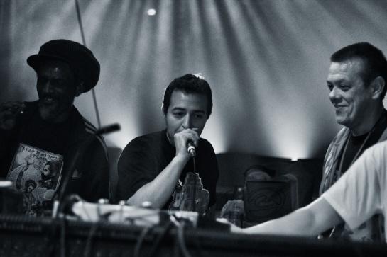 S'Kaya  & Ackboo Dub , Live Telerama Dub Festival 12 - Photo Fred reGGaeLover 2014
