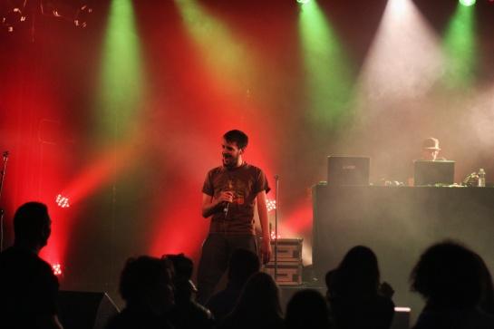 Ti Zion & Doctor Bud , Live The Big 5 , Portail Coucou , Salon De Provence