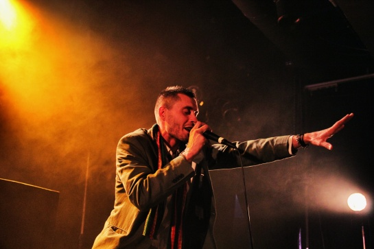 Metod Mc & Dj Kafra , Live The Big 5 , Portail Coucou , Salon De Provence - Photo Fred reGGaeLover 2014