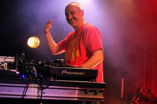 Dj Kafra , Live Portail Coucou , Salon De Provence - Photo Fred reGGaeLover 2014