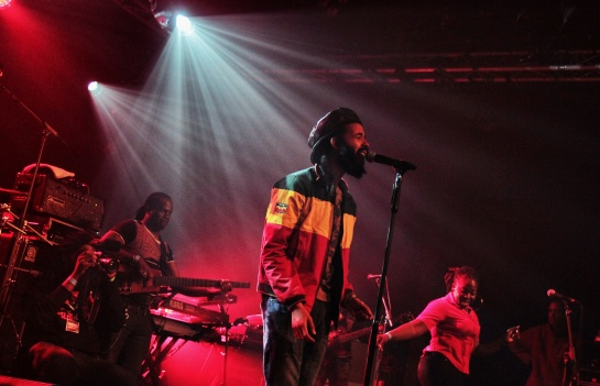 2014-11-22 Protoje & Indiggnation , Live Espace Malraux, Six Fours , France - Photo : Fred reGGaeLover 2014