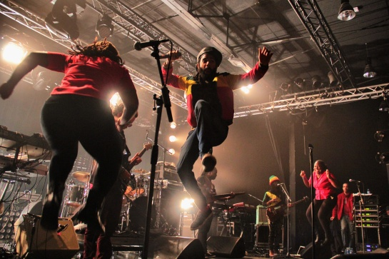 2014-11-22 Protoje & Indiggnation , Live Espace Malraux, Six Fours , France - Photo : Fred reGGaeLove