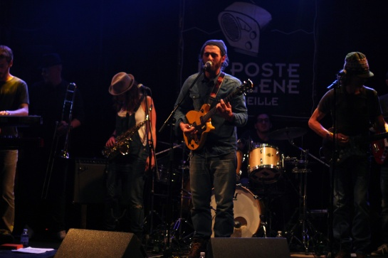 The Groovators - Live Poste A Galene, Marseille - Photo : Fred reGGaeLover 2014