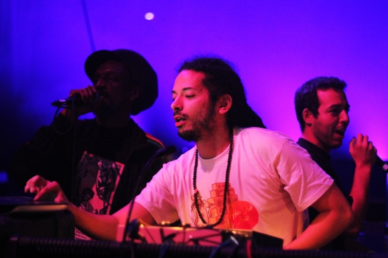 Ackboo Dub & S'Kaya and Culture Freeman , Live Telerama Dub Festival 12 - Photo Fred reGGaeLover 2014