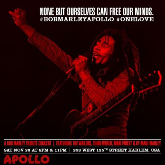 wailers at apollo 2014